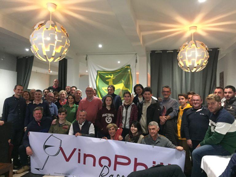 VINOPHIL' - JOHN DEERE - COUPE DU PERSONNEL 2018