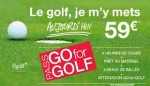 Le golf je m'y mets